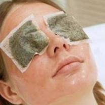 tea bag for eye bags