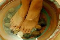 foot soak.featured image